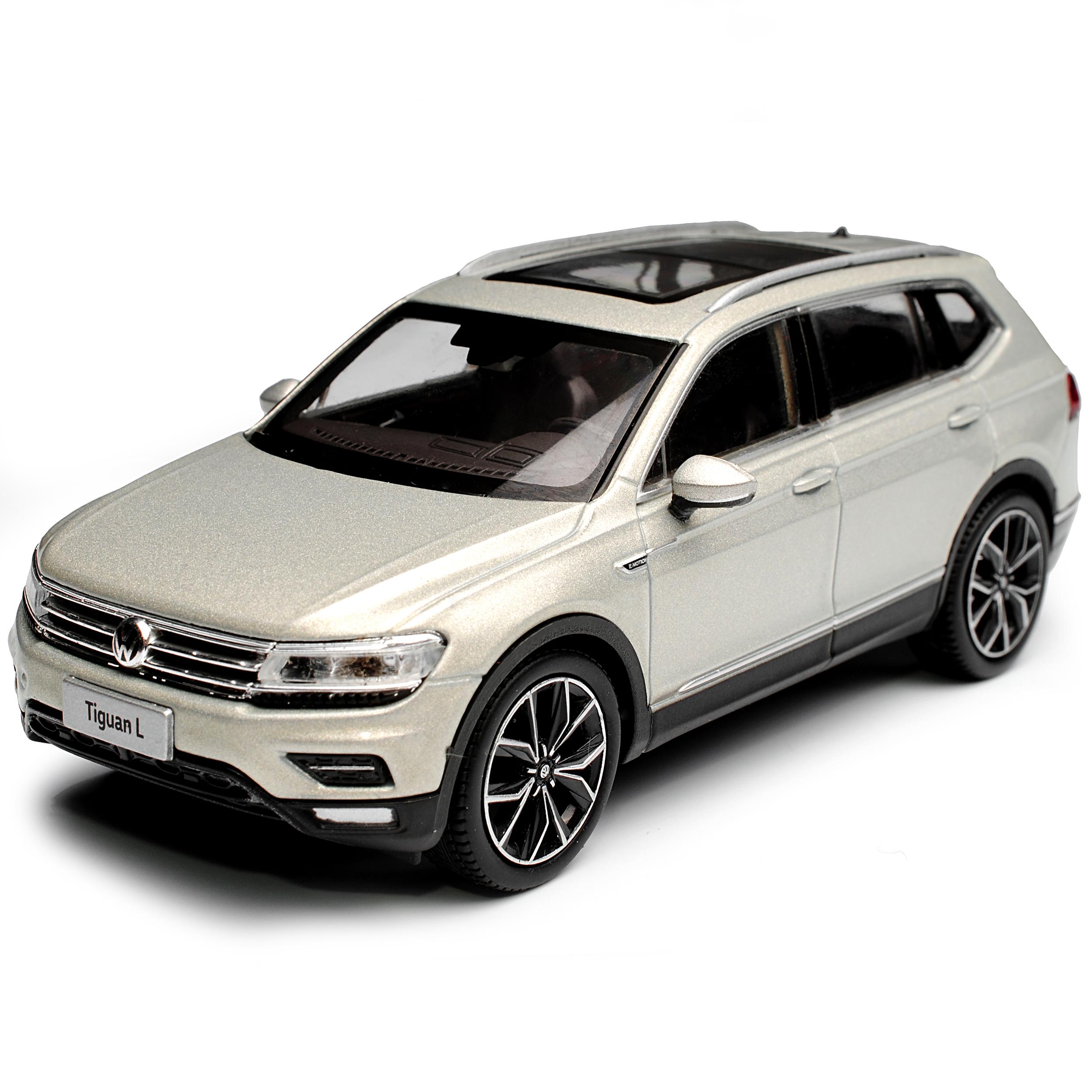 VW Volkswagen Tiguan II SUV L allspace allspace allspace Argent 2. génération à partir de 2016 1 43 Paudi... d4d703
