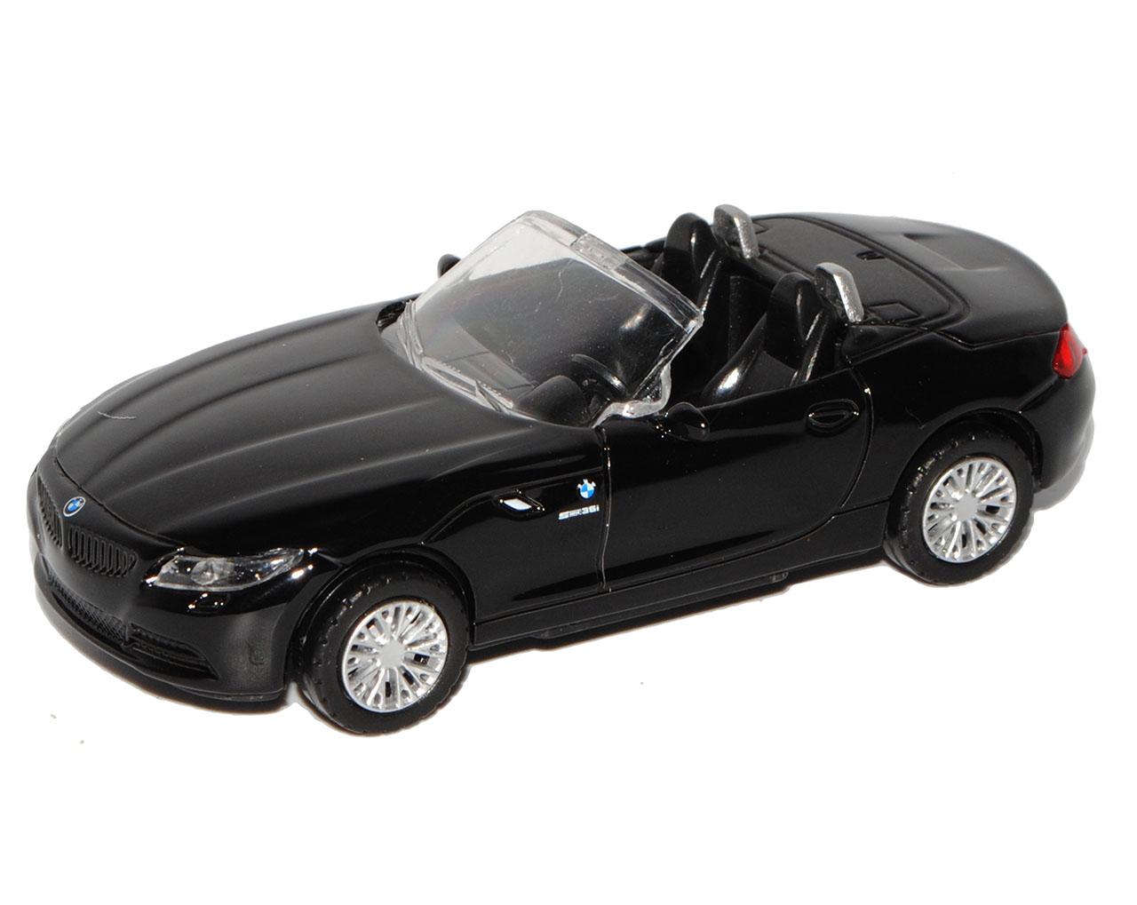 bmw z4 e89 cabrio schwarz 2009 2016 1 43 rastar modell. Black Bedroom Furniture Sets. Home Design Ideas