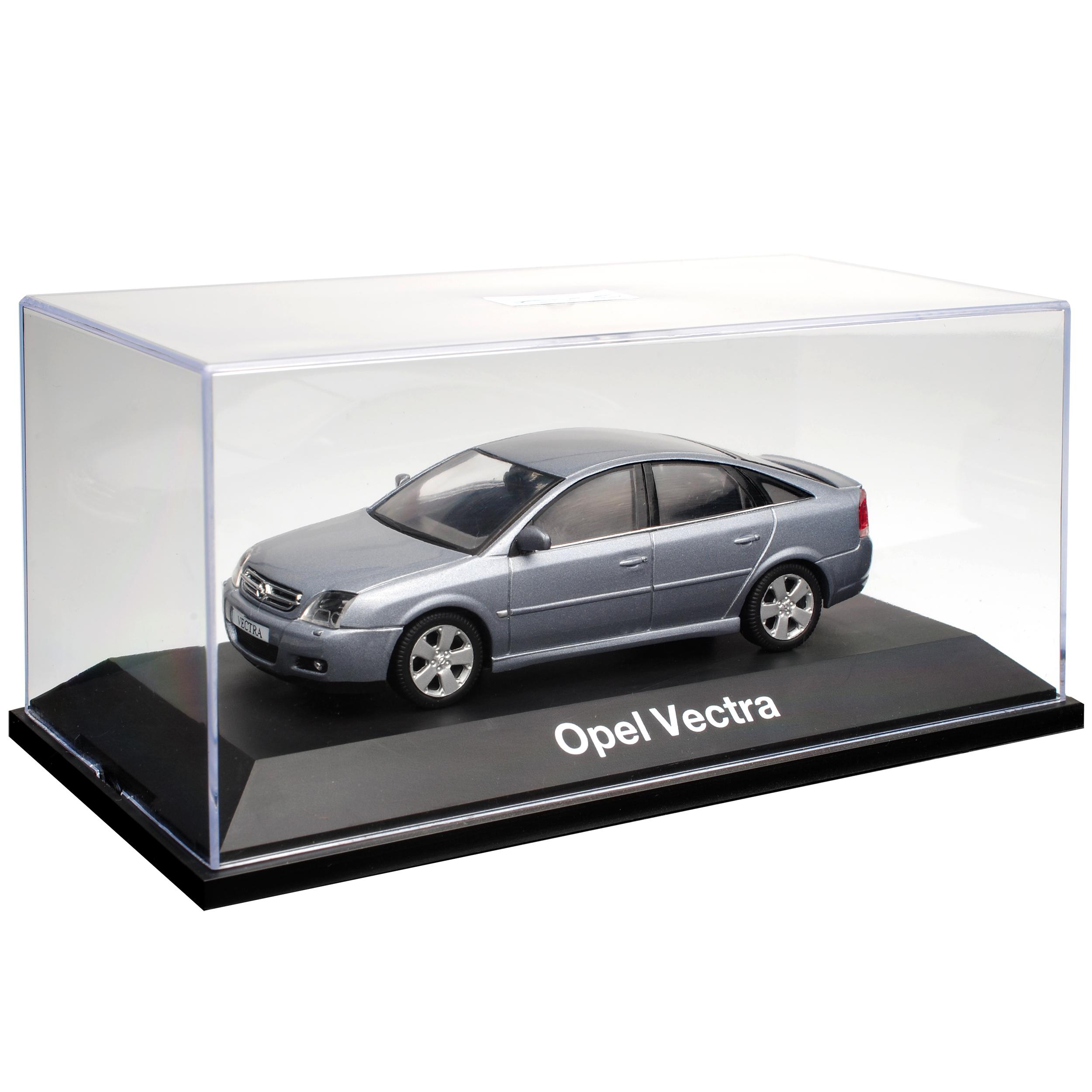 Opel Vectra C GTS Limousine Grau 2002-2008 1//43 Schuco Modell Auto mit oder oh..