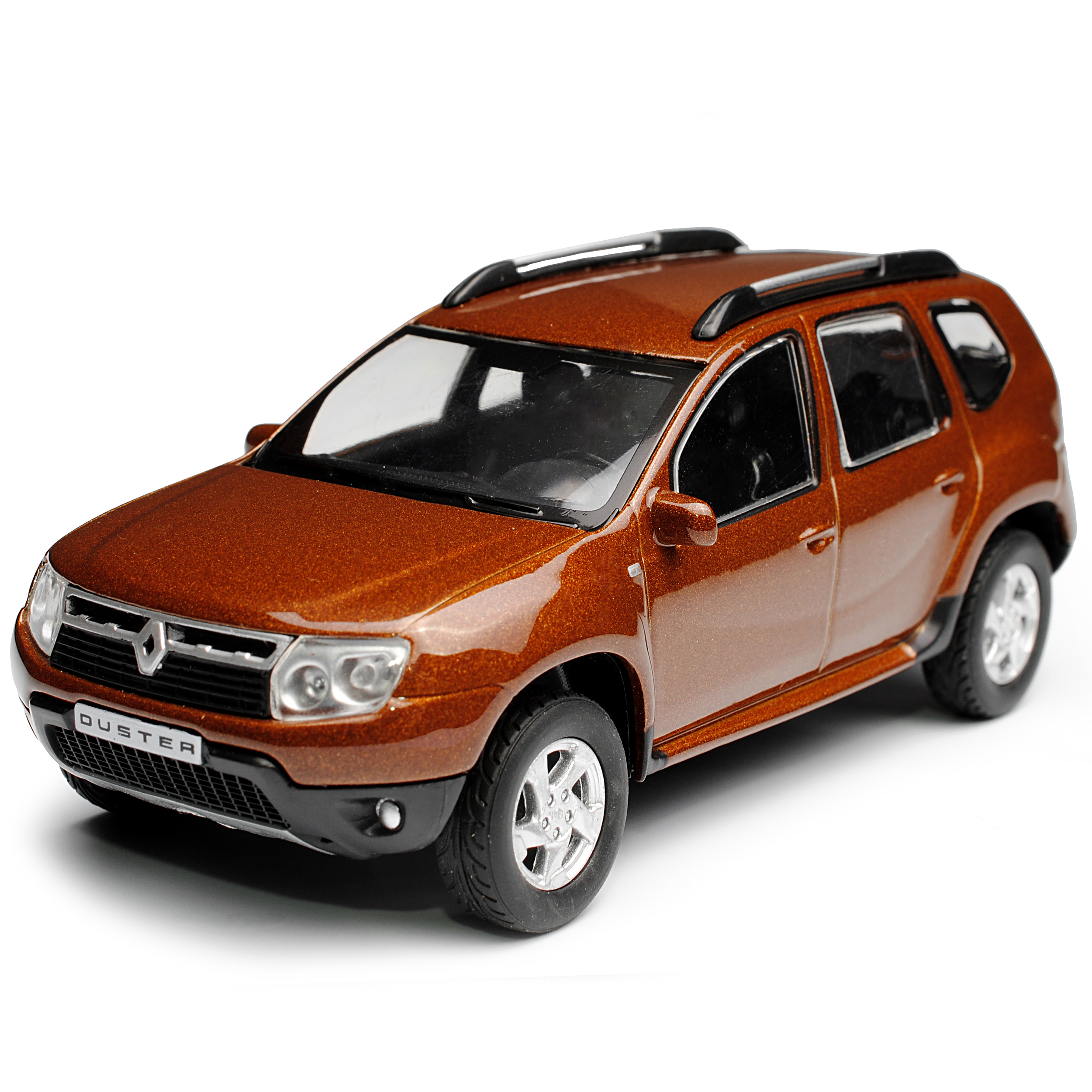 renault dacia duster braun 1 generation 2010 2018 1 43. Black Bedroom Furniture Sets. Home Design Ideas