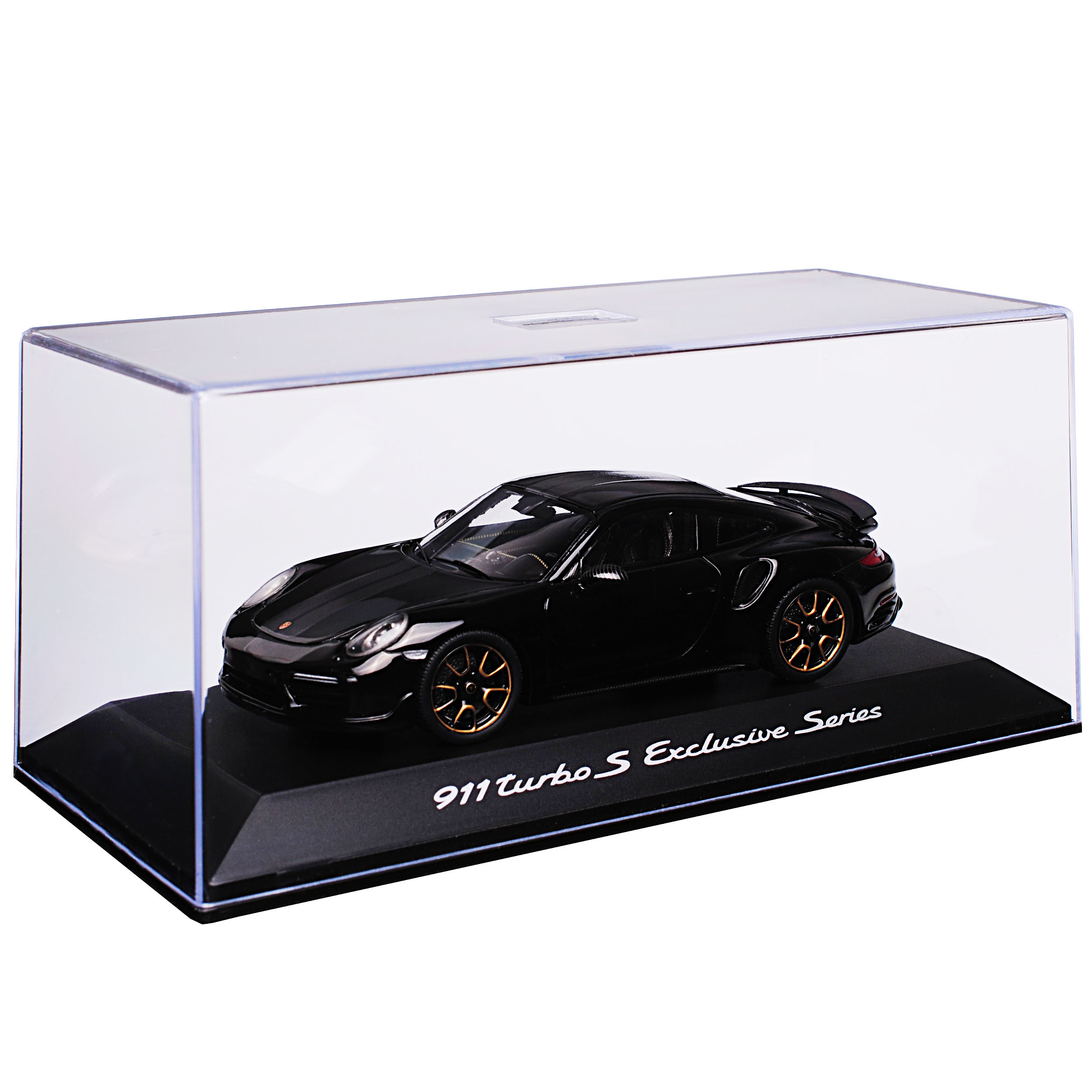Porsche 911 911 911 991 II Turbo S Exclusive Series black Modell ab 2012 Ab Facelift.. ddd6ef