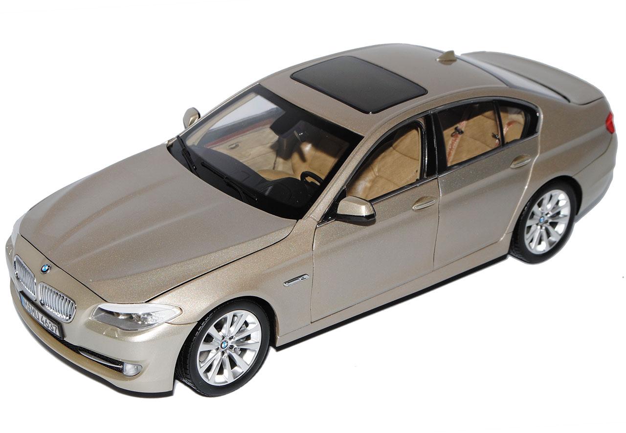 BMW 5er f10 or Berline à partir de 2010 2010 2010 1 18 GTA Welly modèle voiture avec ou sans dans... 70325c